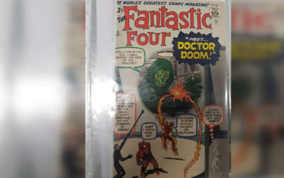 Regina man finds $18,000 comic book while cleaning home
