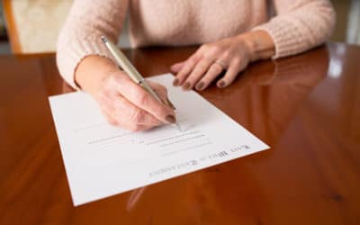 Home-made wills – common mistakes people make