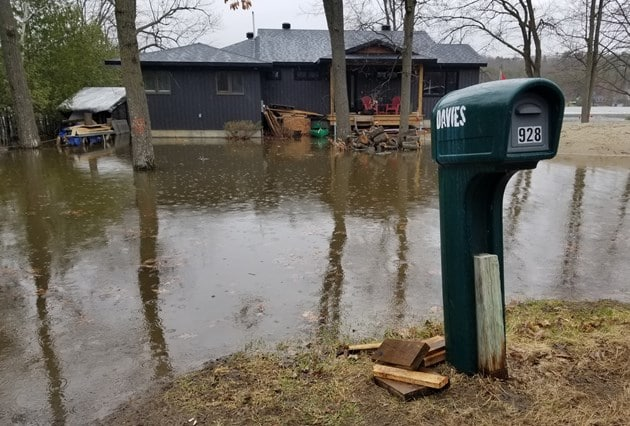 Entrepreneurs seek to help flood victims in need of home renovations